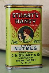 Stuart's Handy Nutmeg,  1920-30's | by Roadsidepictures