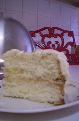 Forgot Baking Powder In Cake