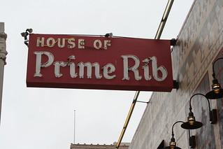 House of Prime Rib, San Francisco, CA | by Food Librarian