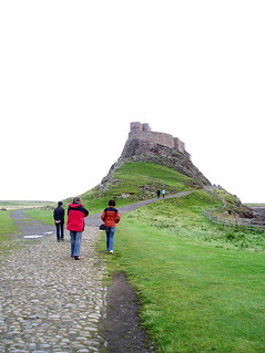 Lindisfarne castle | by Verity Cridland