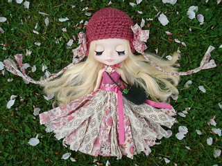 Nature Girl Blythe outfit | by polly :)