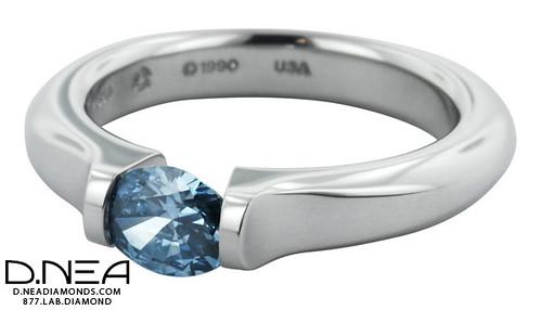 Diamond Ring Tension Set Designs