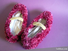 Pink Bedroom Slippers | by :Salihan