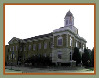Warren County Courthouse, Lebanon, Ohio | by buckeye616