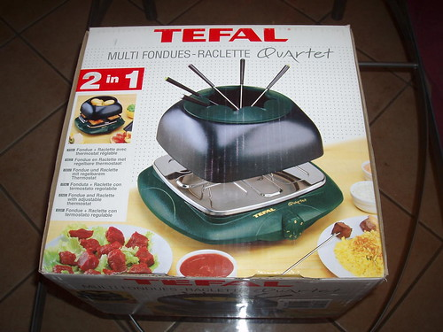 tefal multi foundues raclette quartet anduim flickr. Black Bedroom Furniture Sets. Home Design Ideas