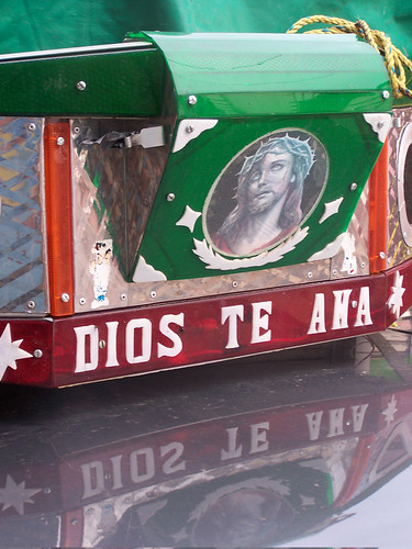 Dios Te Ana. San Christobal. Chiapas, Mexico. | by The Hungry Cyclist