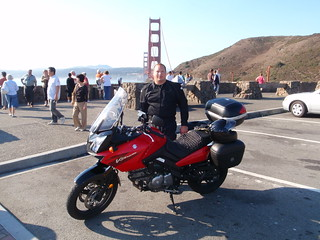 Golden Gate Bridge to Brooklyn Bridge Ride: first stop - P9060007 | by desl