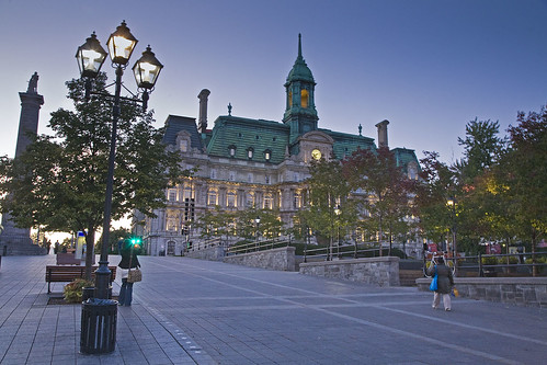 Montreal Town Hall | by dicktay2000