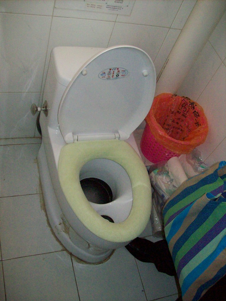 UD composting toilet | Picture shows a toilet inside a resid… | Flickr