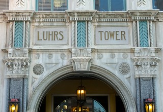 Luhrs Tower | by dbostrom