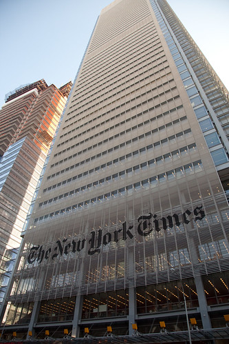 The New York Times | by Scott Beale