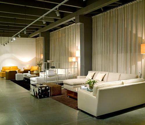 Showroom Berto Salotti Meda | Scorcio del salone BertoSalott… | Flickr