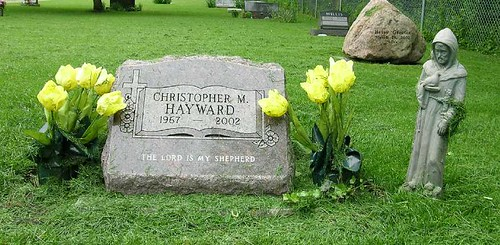 Christopher M Hayward | by Barrington Area Library Local History