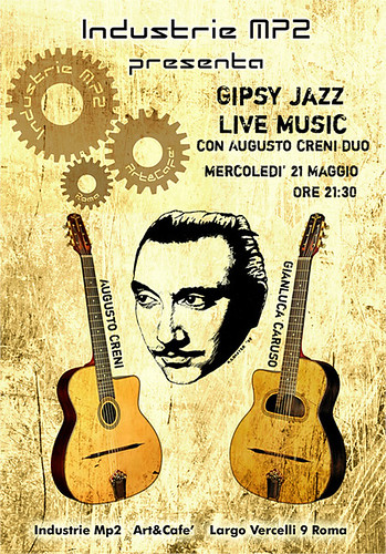 gipsy jazz | by metorius
