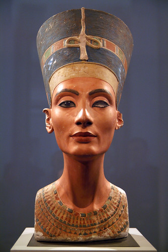 Nefertiti (Nofretete in Berlin) | by pracucci