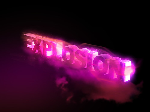 3D Explosion? | by Francesco Mugnai