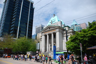 Vancouver Art Gallery | by chispita_666