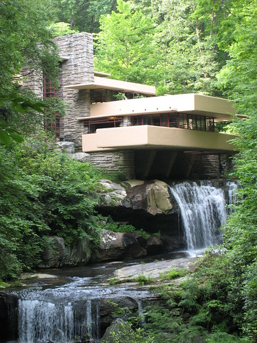 Falling Water - The View | by spiraling.madness