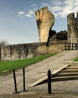 Caerphilly Castle | by Mr Pleasant