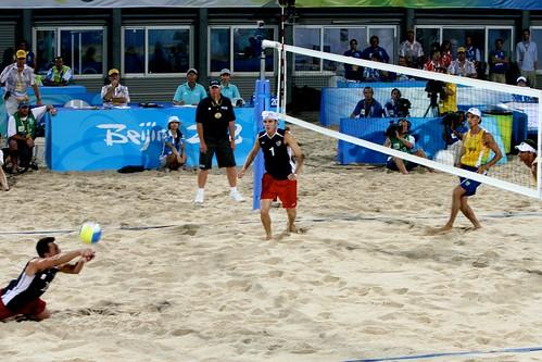 City Beach Volleyball Tournament