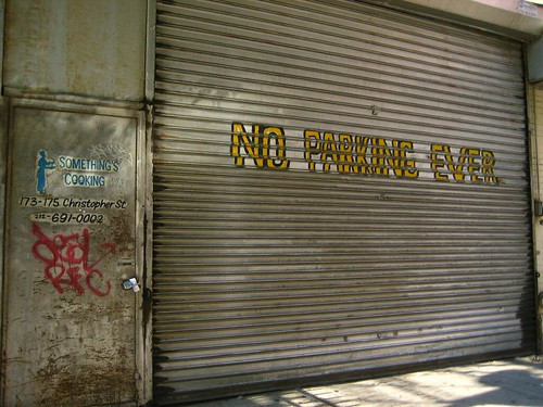 NO PARKING EVER | by tweexcore