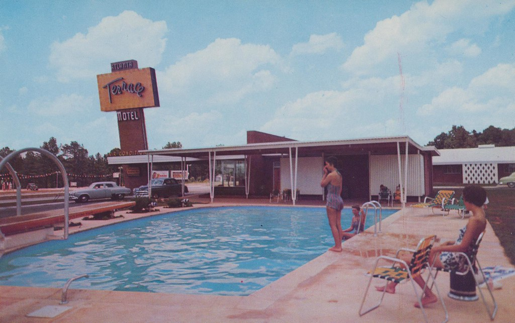 Atlanta Terrace Motel - Hapeville, Georgia