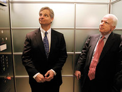 Rick Davis w/ John McCain | by wweek.media