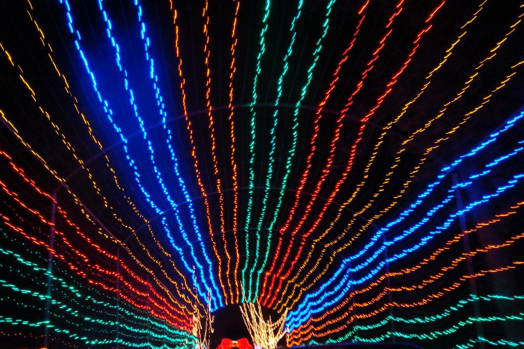 millons santa land bryan college station texas 2008millons - Christmas Lights College Station