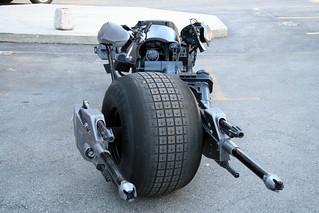 The Dark Knight Tumbler & Batpod | by modernmod
