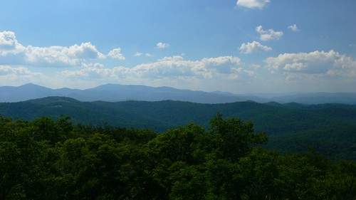 View from Fire Tower | by Wayfaring Wanderer