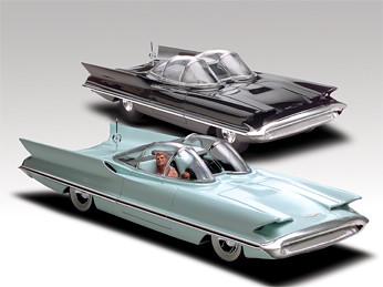 1966 Batmobile Lincoln Futura George Barris - egmCarTech ...