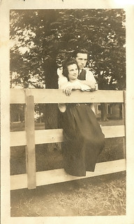 Lovely Couple, circa 1920s? | by Sam Fam