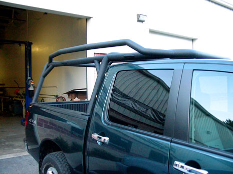 Nissan Titan Truck Kayak Rack Roll Bar Flickr