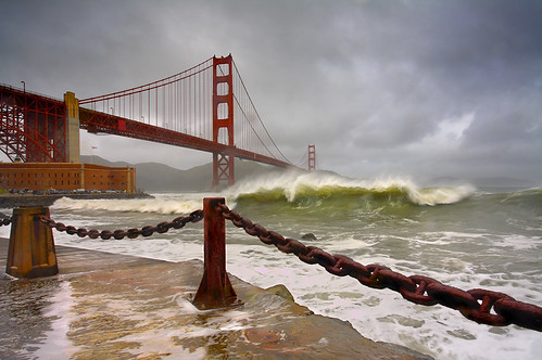 Rust and Surf # 2 - San Francisco | by PatrickSmithPhotography