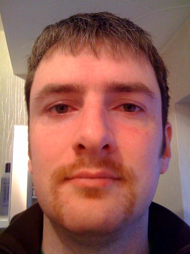 Movember: Day 17 | by Tony Ruscoe