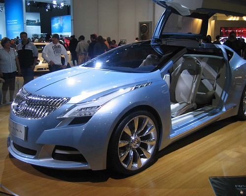 Buick Riviera concept car 3 | by Mr. Littlehand