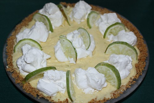 Barefoot Contessa's Frozen Key Lime Pie | by Madison Bistro