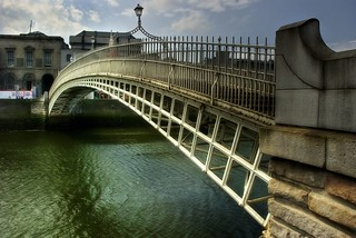Ha'penny Bridge | by Robert McCreadie