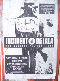 incident at oglala | by we are at war