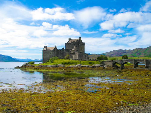 Eilean Donan Castle in Scotland | by Shadowgate