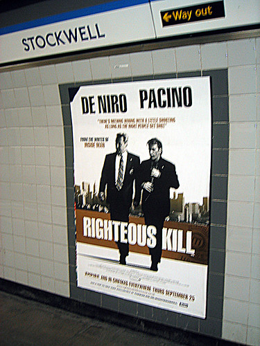 Image Result For A Righteous Kill