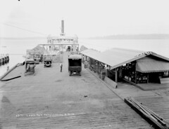Leschi ferry landing, 1914 | by Seattle Municipal Archives