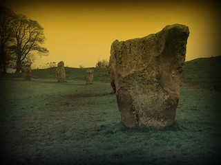 Avebury stone circle, Wiltshire | by chris37111