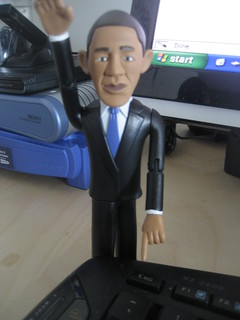 I Brought Obama to Work | by couture.freak
