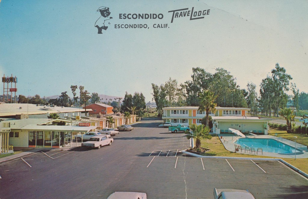 Travelodge - Escondido, California