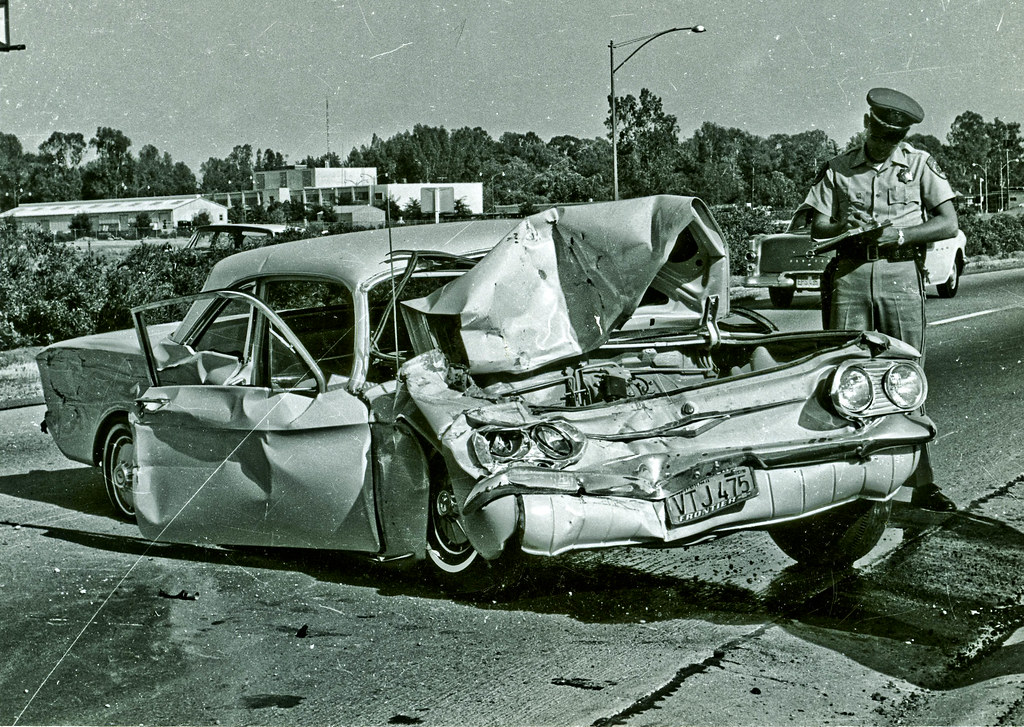 Old Auto Accidents in Fresno | Flickr