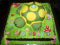 Turtle Cake | by Bake Inc.
