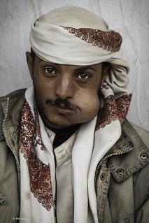 STONED daily - from chewing a mouthful of the mild narcotic qat in Sana'a, Yemen | by Phil Marion (76 million views - thank you all)