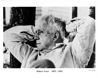 Robert Frost: Portrait | by slagheap