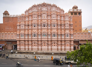 JAIPUR/The Palace of the Breeze | by inigolai
